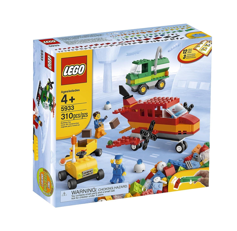 LEGO Bricks /& More Airport Building Set 5933 4611070