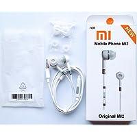Mi A1 Compatible Premium In-ear Sound Handsfree Earphone (abhi K abhi)