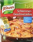 Knorr Fix Schlemmer-Geschnetzeltes 3 Portionen, 11er Pack