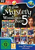 Das groee Mystery Wimmelbild-Paket 5 [import allemand]