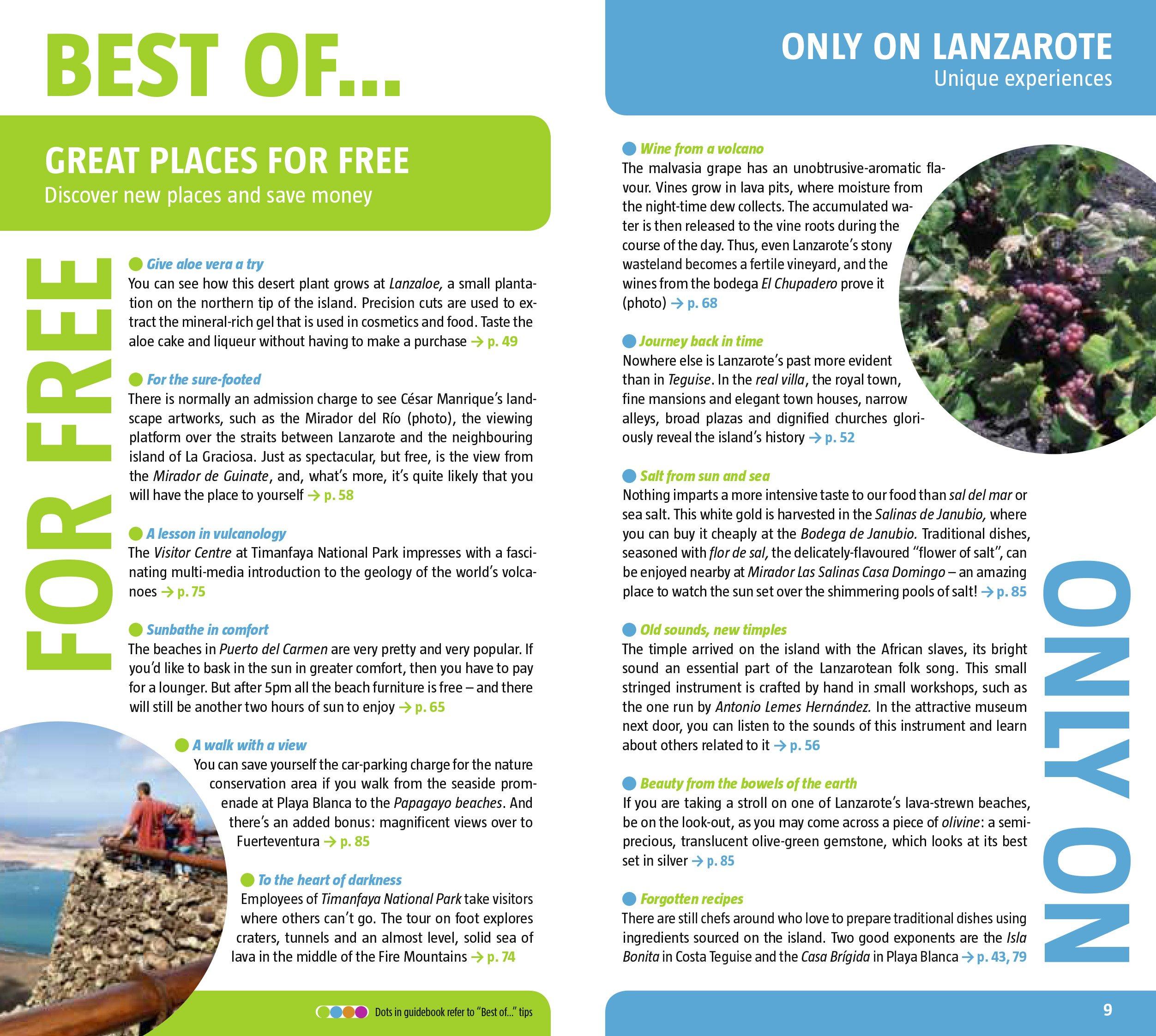 a2e3baef3515e Lanzarote Marco Polo Pocket Guide (Marco Polo Travel Guides)  Amazon.co.uk   Marco Polo  9783829706674  Books