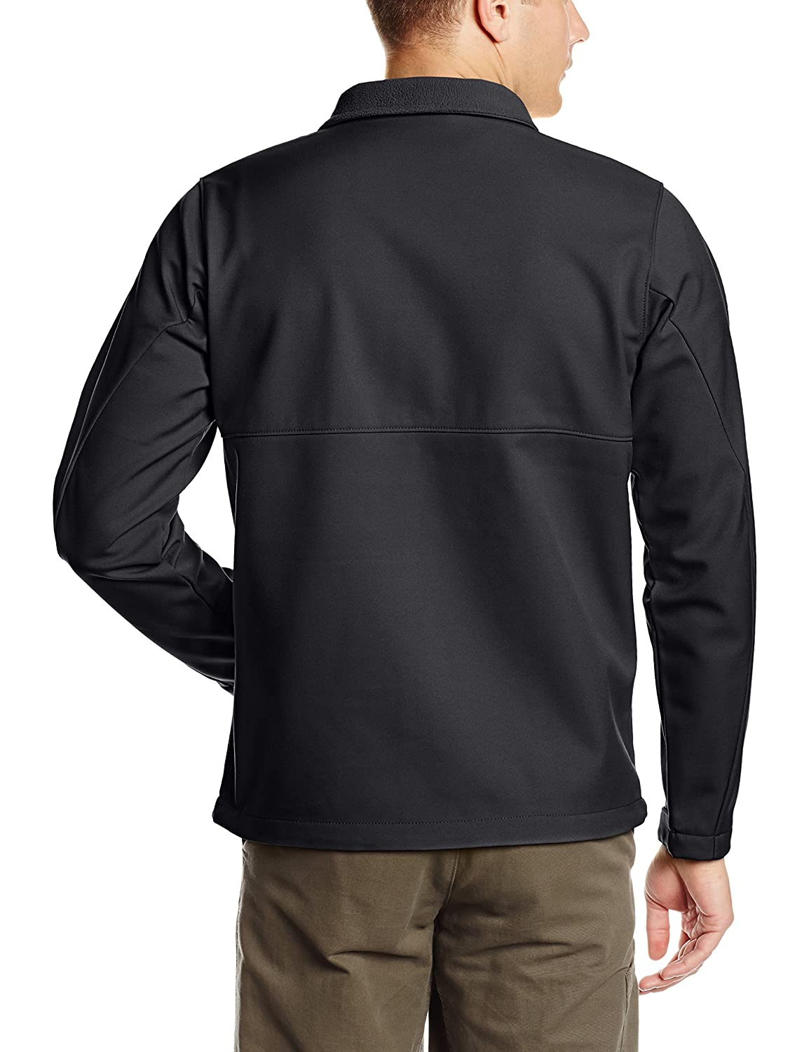 Columbia Men's Ascender Softshell Front-Zip Jacket at Amazon Men's ...