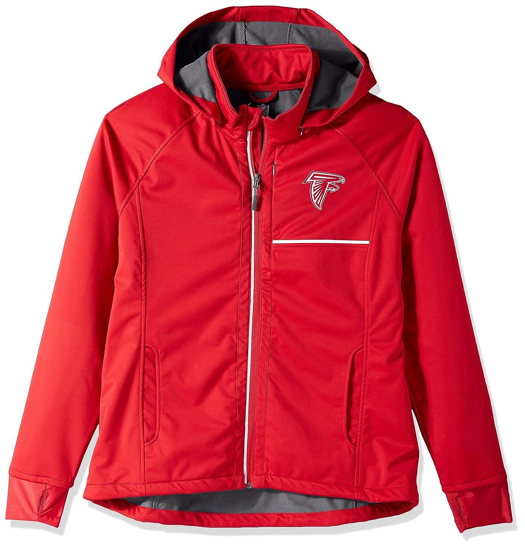Red XXLarge NFL Womens Cut Back Soft Shell Jacket
