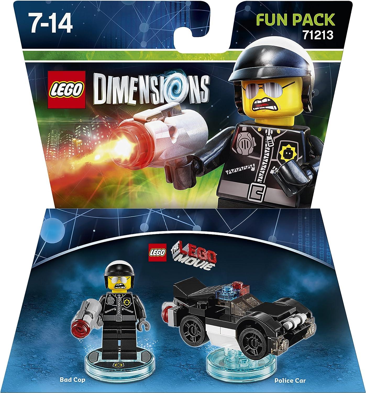 Warner Bros Interactive Spain Lego Dimensions - Bad Cop: Amazon.es: Videojuegos