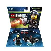 Figurine 'Lego Dimensions' - Méchant Flic - La Grande Aventure Lego