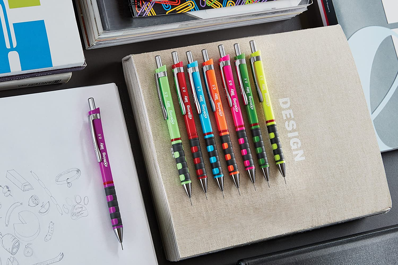 0.5 mm HB Light Blue rOtring Tikky Mechanical Pencil