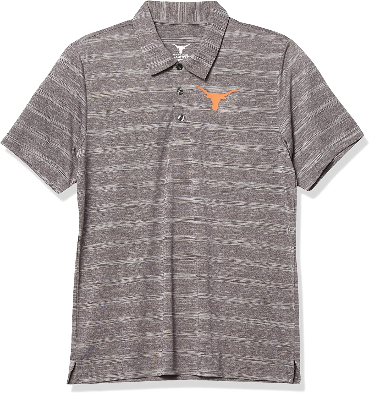 University of Texas Authentic Apparel NCAA Mens Lorimar Polo