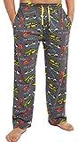 FRIENDS Pantalon Pijama Hombre, Ropa Hombre 100% Algodon, Pantalon Largo Pijama, Merchandising Oficial Regalos para…