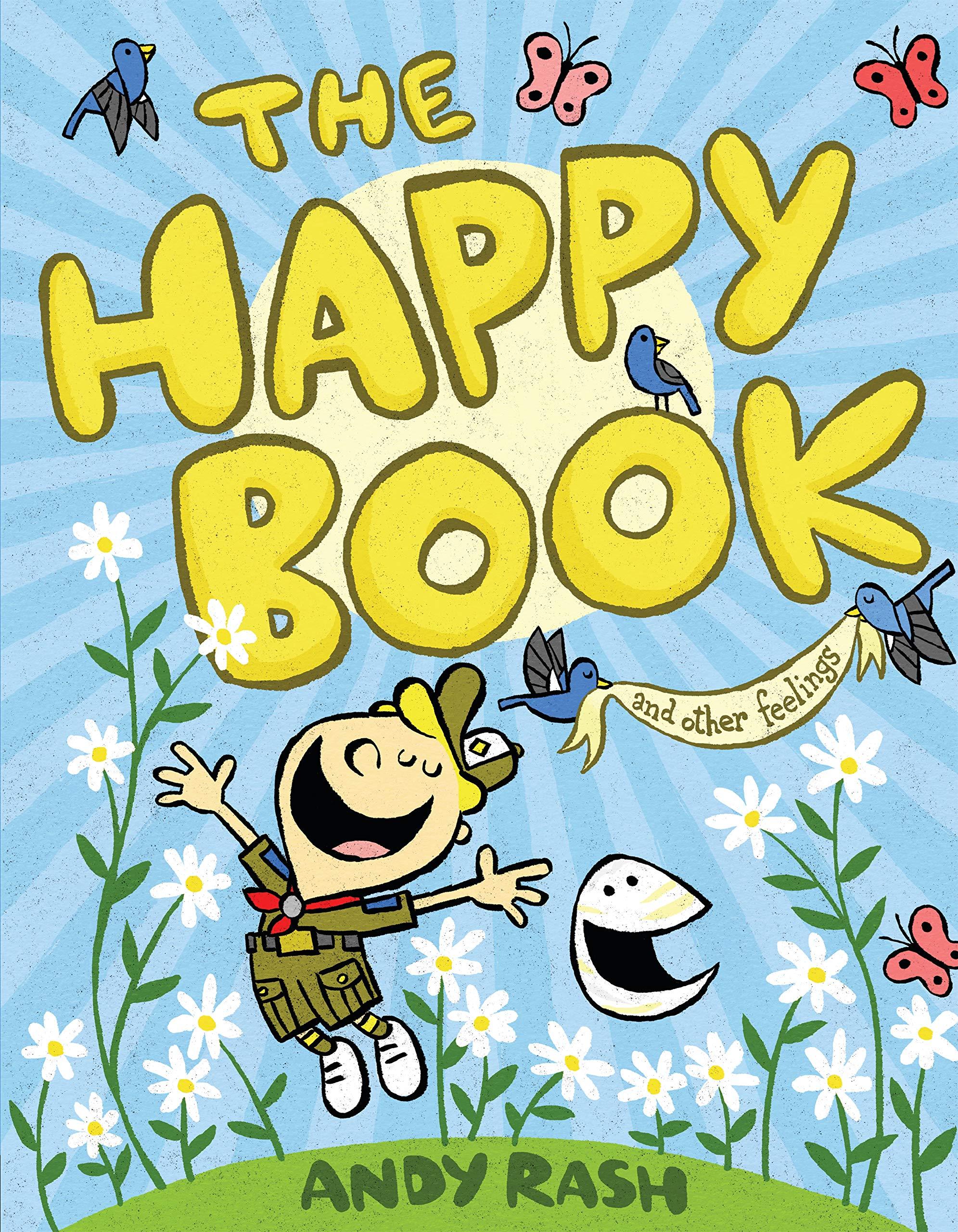 Happy Book Andy Rash product image