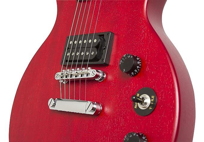 Les Paul Special VE VWCH Vintage Worn Cherry: Amazon.es: Instrumentos musicales