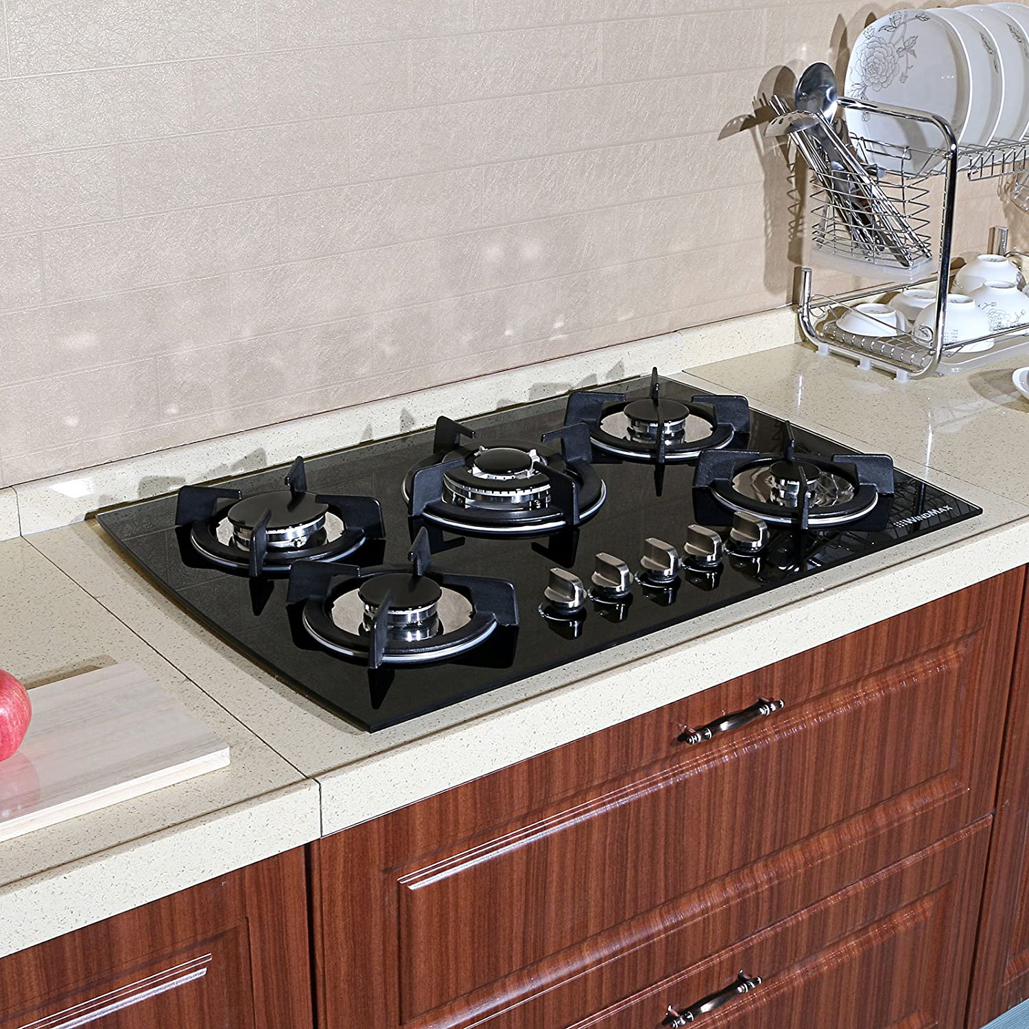 manly plus design balck s kitchen bins range gas learning siland few stovemodel stove five separated countertop metal a ideas tops