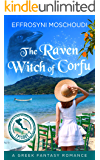 The Raven Witch of Corfu: episode 2: A Greek fantasy book series with a witch in Corfu Greece (The Raven Witch of Corfu…