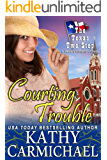 Courting Trouble: A Romantic Comedy (The Texas Two-Step Series Book 5)