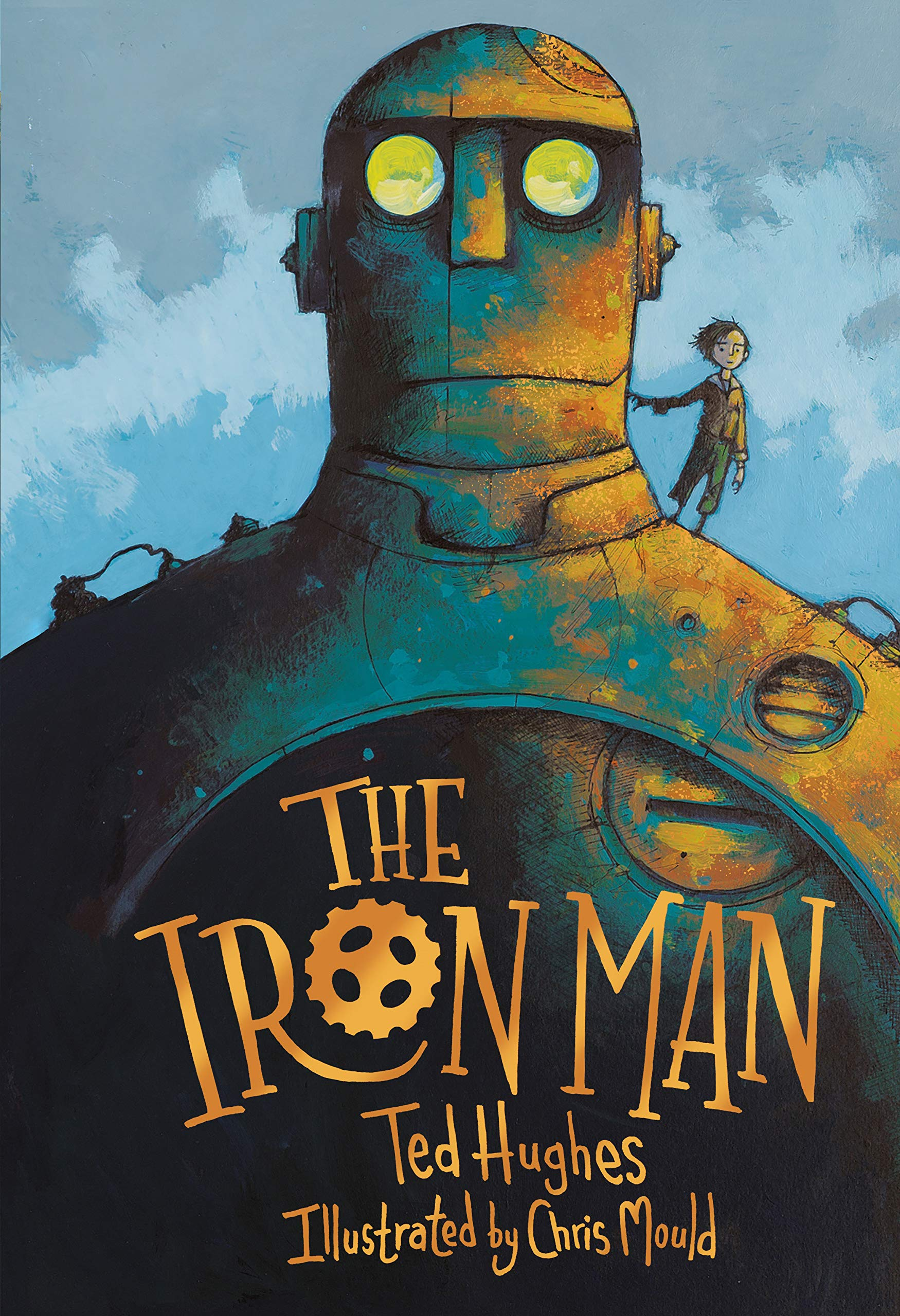 Image result for the iron man illustrated
