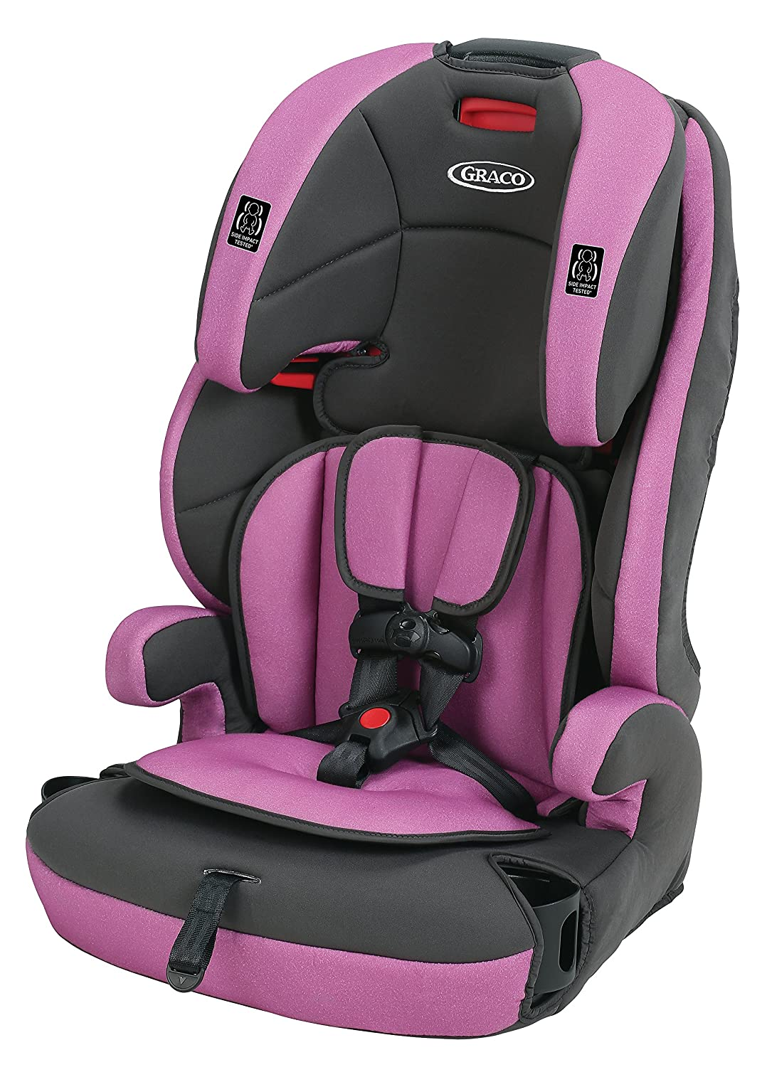 5 Point Harness Booster >> Graco Tranzitions 3 In 1 Harness Booster Convertible Car Seat Kyte