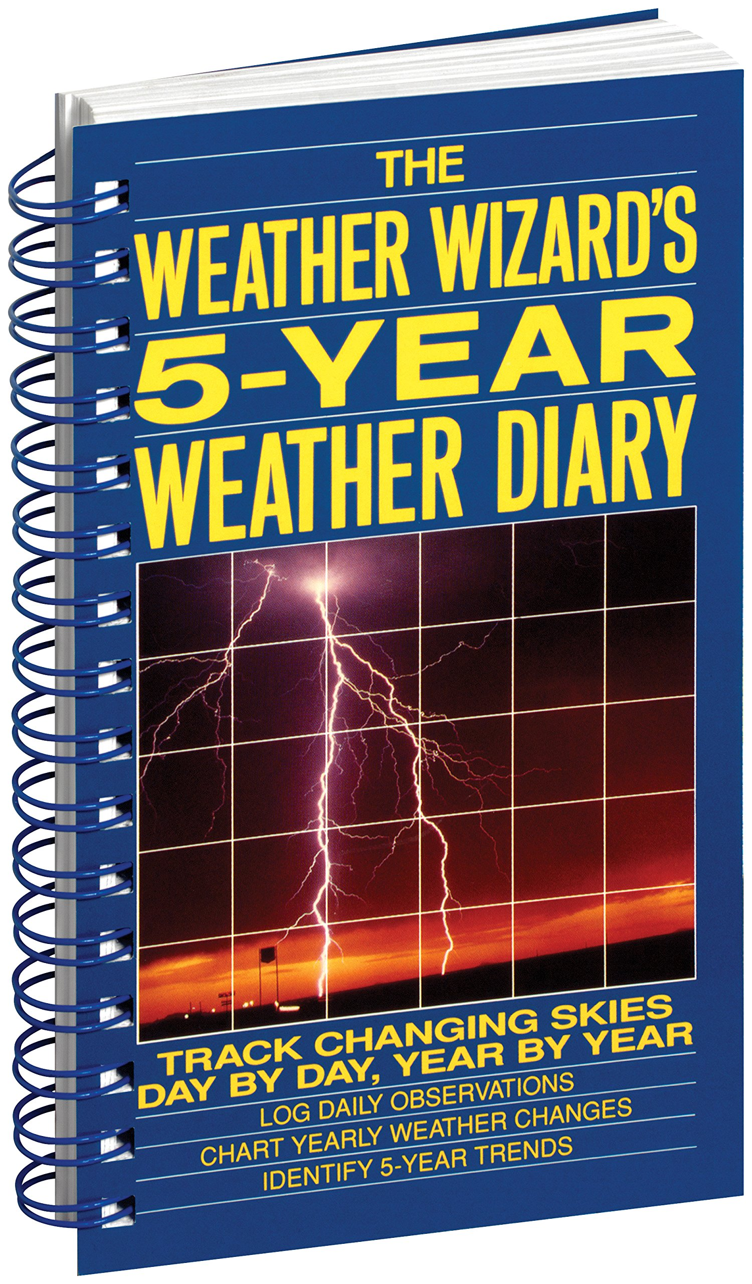 The Weather Wizard's 5-Year Weather Diary: Jim Duncan, Louis