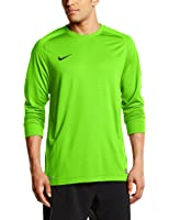 2c563bf3f ... Nike Long Sleeve Youth Park Goalie II Soccer Goalkeeper Jersey  (Electric Green) ...