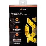 Onix Fuse Outdoor Pickleball Balls (Yellow)