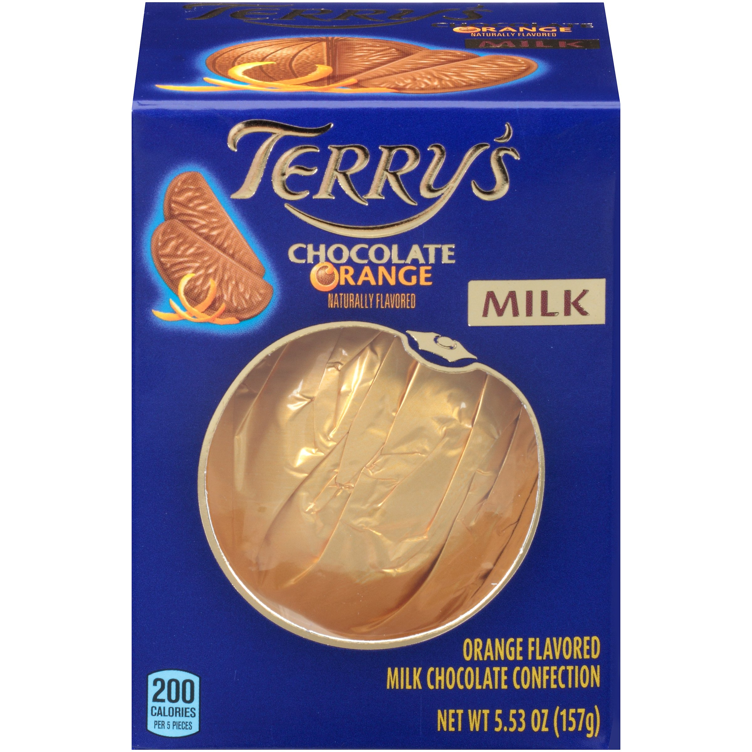Terry's Milk Chocolate Orange Balls (Pack of 12) by Terry's (Image #3)