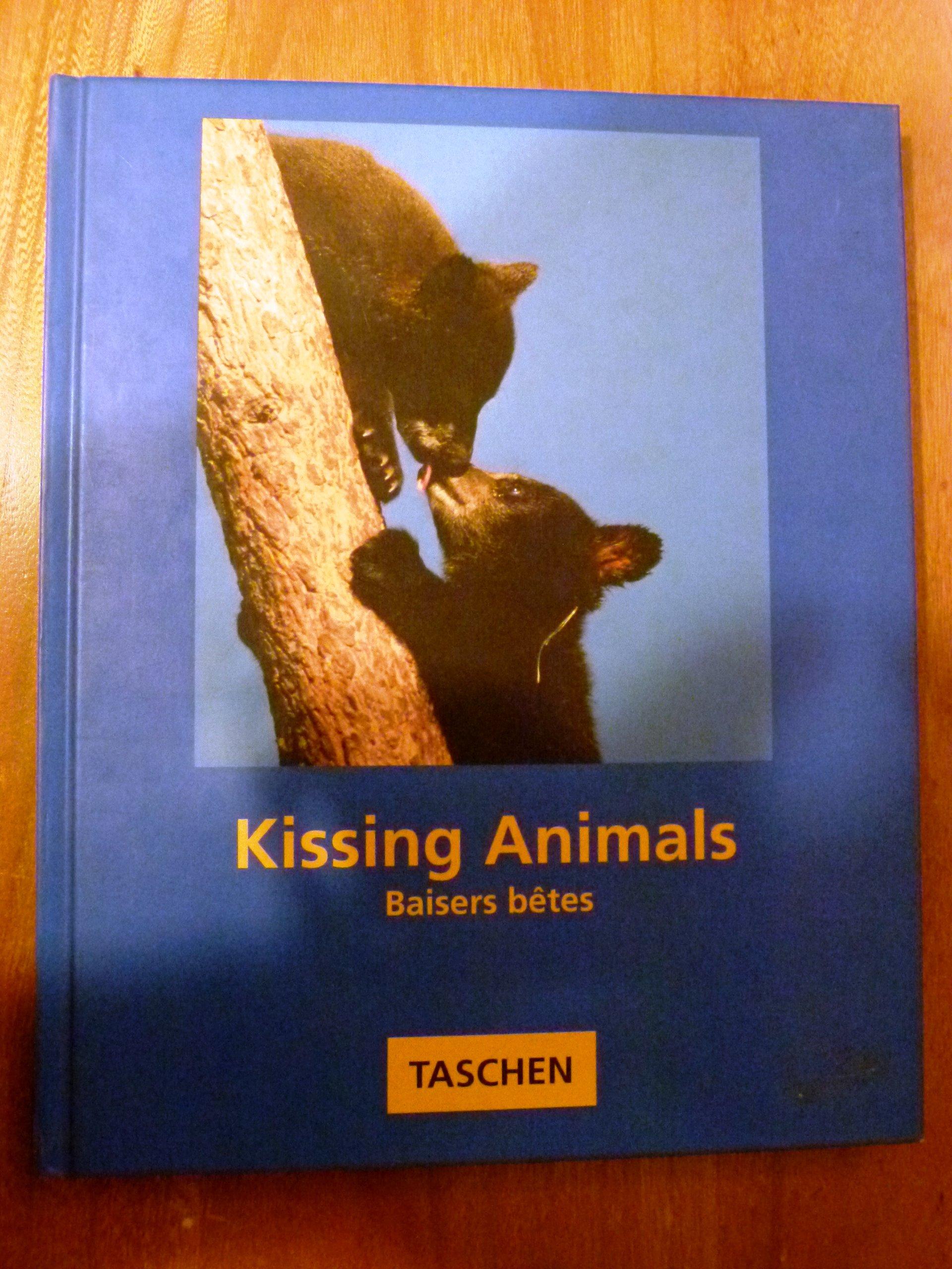 Kissing Animals, französ. Ausg.