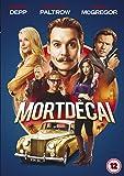 Mortdecai [DVD] [2015]