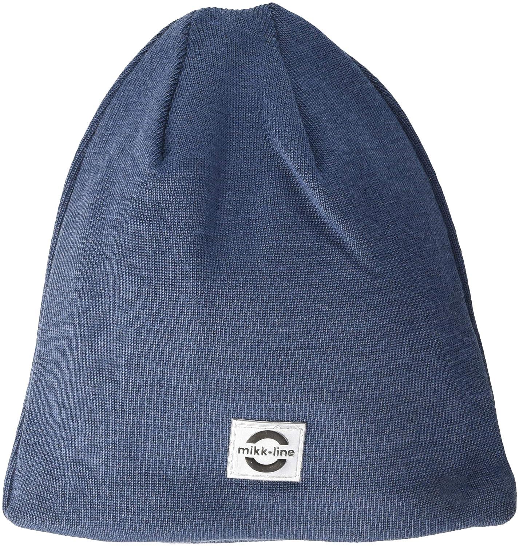 771c3002c Amazon.com : Mikk-Line Infant, Toddler & Big Kid Wool Beanie Hat ...