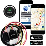 hard wire fleet car auto vehicle gps tracker with ignition kill switch control. Black Bedroom Furniture Sets. Home Design Ideas