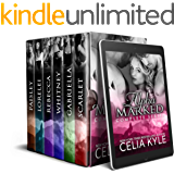 Alpha Marked Complete Series (Paranormal Shapeshifter Romance Books 1-6)
