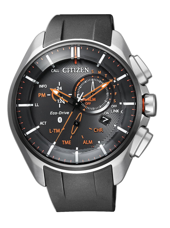 [シチズン]腕時計 エコドライブBluetooth スーパーチタニウムモデル BZ1041-06E メンズ B07BFLWHP8