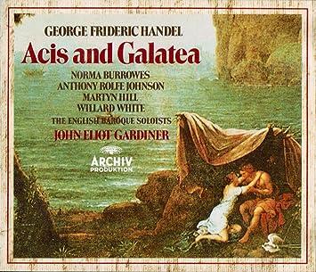 Risultati immagini per gardiner handel acis archiv cd