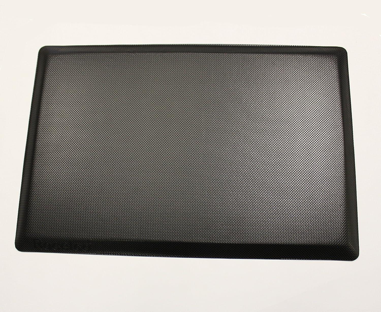 Rocelco MAFM Commercial Grade 30 X 20 Medium Anti-Fatigue Mat for Standing Desks (Black) Time Clock NVU Electronics Inc. R MAFM