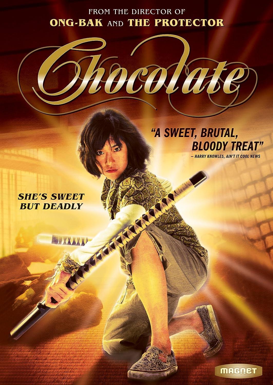 Amazon.com: Chocolate: Yanin Vismitananda, Prachya Pinkaew: Movies ...