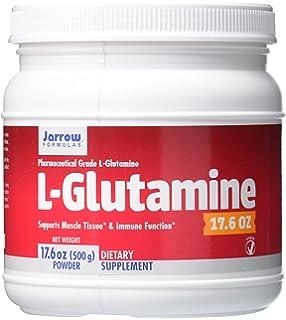 Jarrow Formulas L-Glutamina Polvo