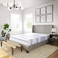 Vibe 12-Inch Gel Memory Foam Mattress | Bed in a Box, [Mattress Only], Twin