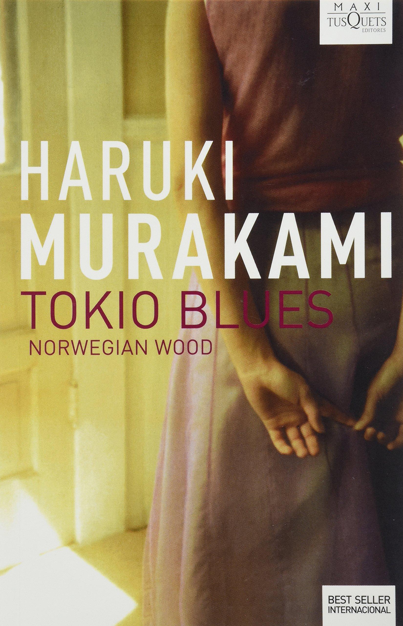Resultado de imagen de tokio blues libro