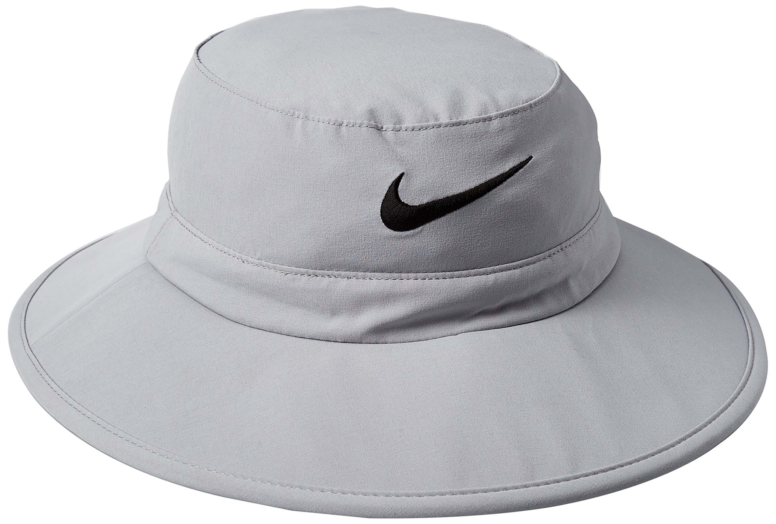 Nike Sun Bucket Hat Wolf Grey Fitted S/M