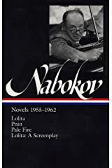 Nabokov: Novels 1955-1962: Lolita / Pnin / Pale Fire (Library of America) Hardcover