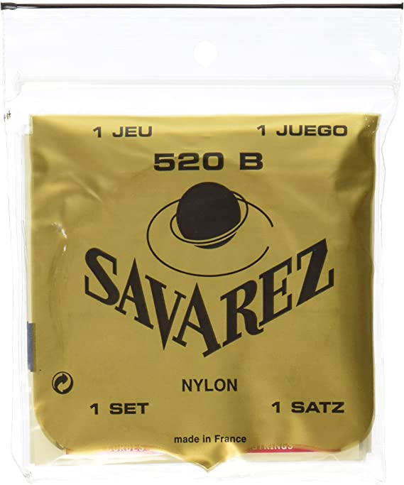 Savarez Classical Guitar Strings (520B)