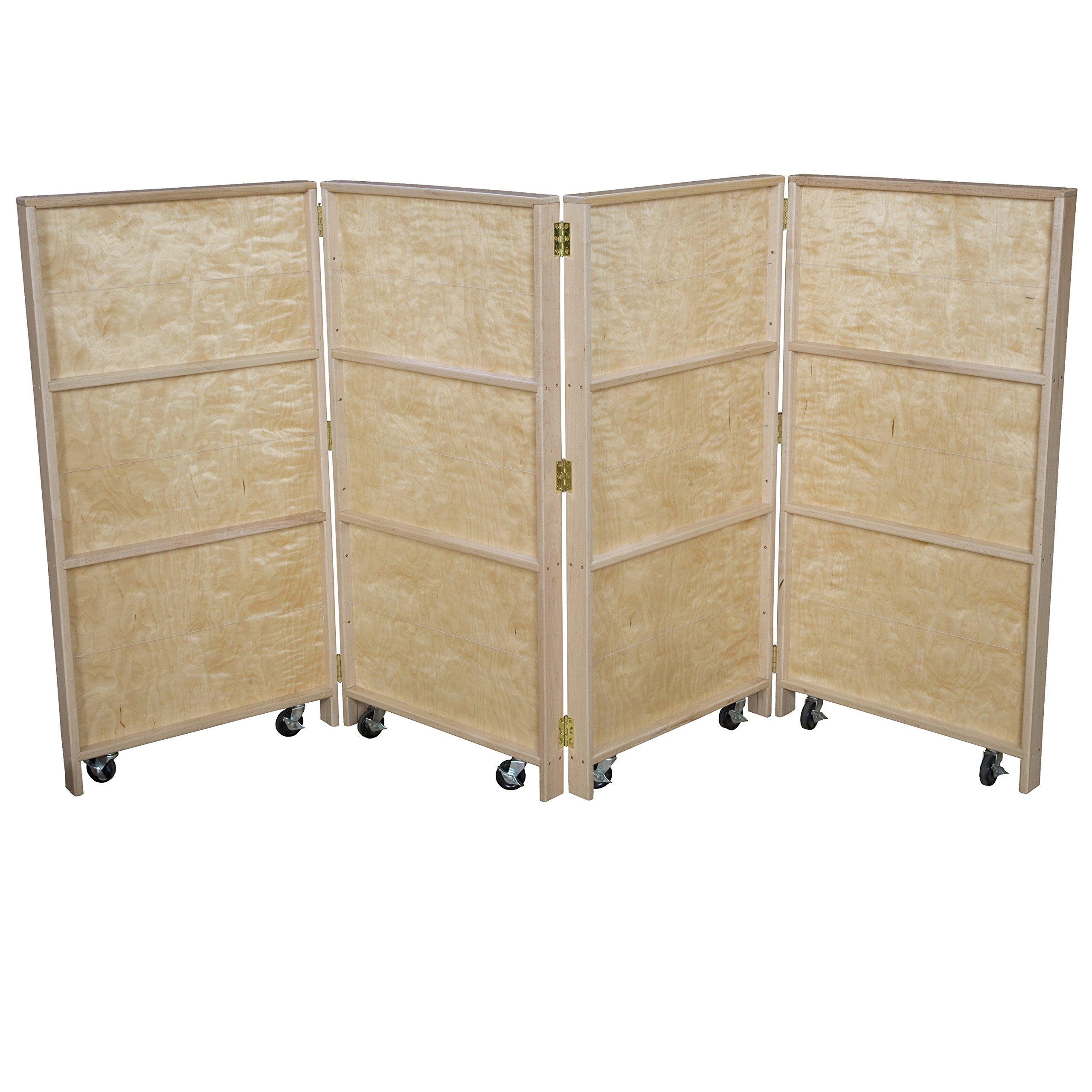 Wood Designs 990682 Mobile Bookcase