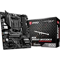 MSI MAG B550M Bazooka Motherboard mATX, AM4, DDR4, Dual M.2, LAN, USB 3.2 Gen1, Front Type-C, Mystic Light RGB, HDMI…