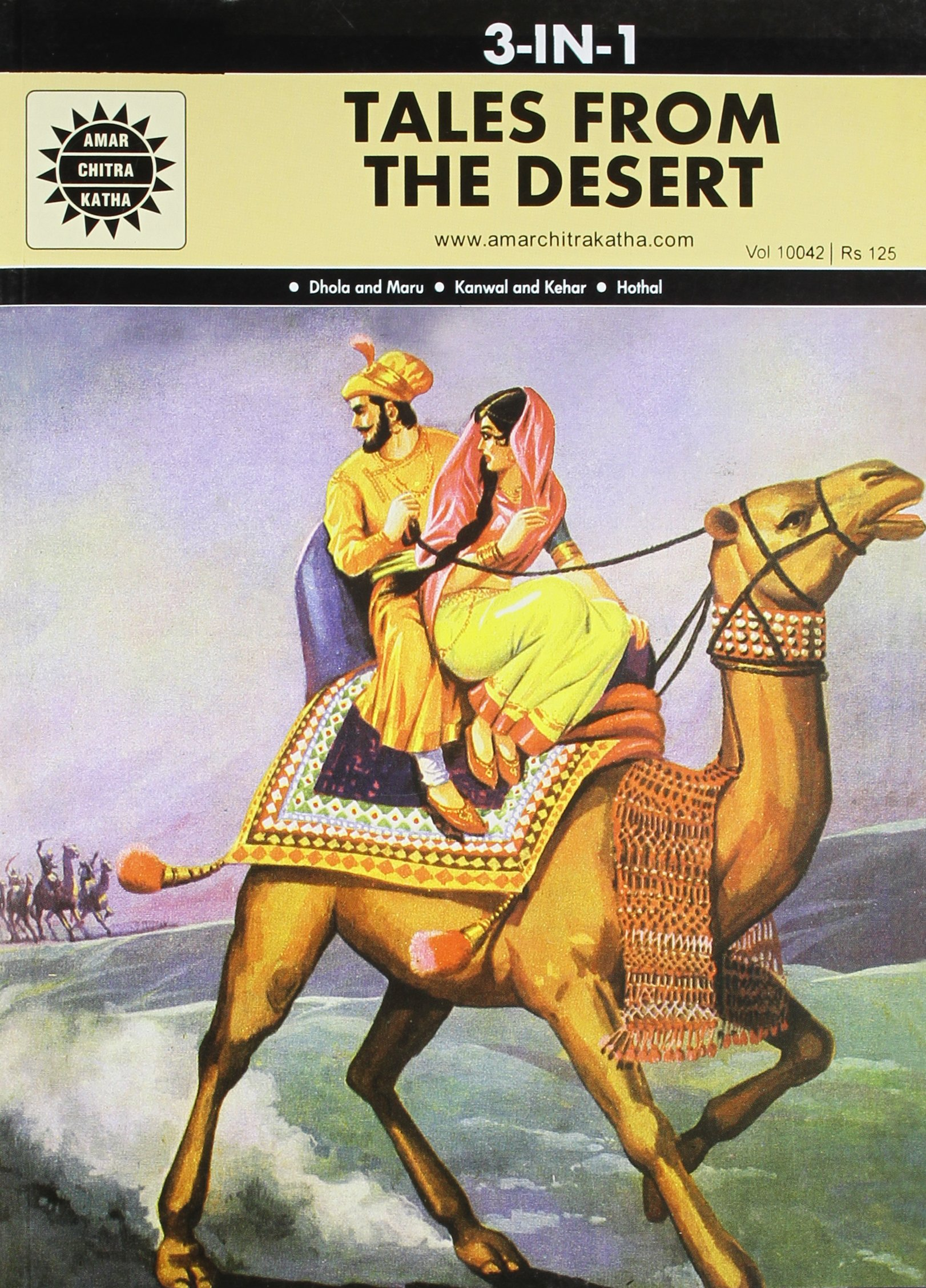 Read Online Tales From The Desert 3 in 1 pdf epub