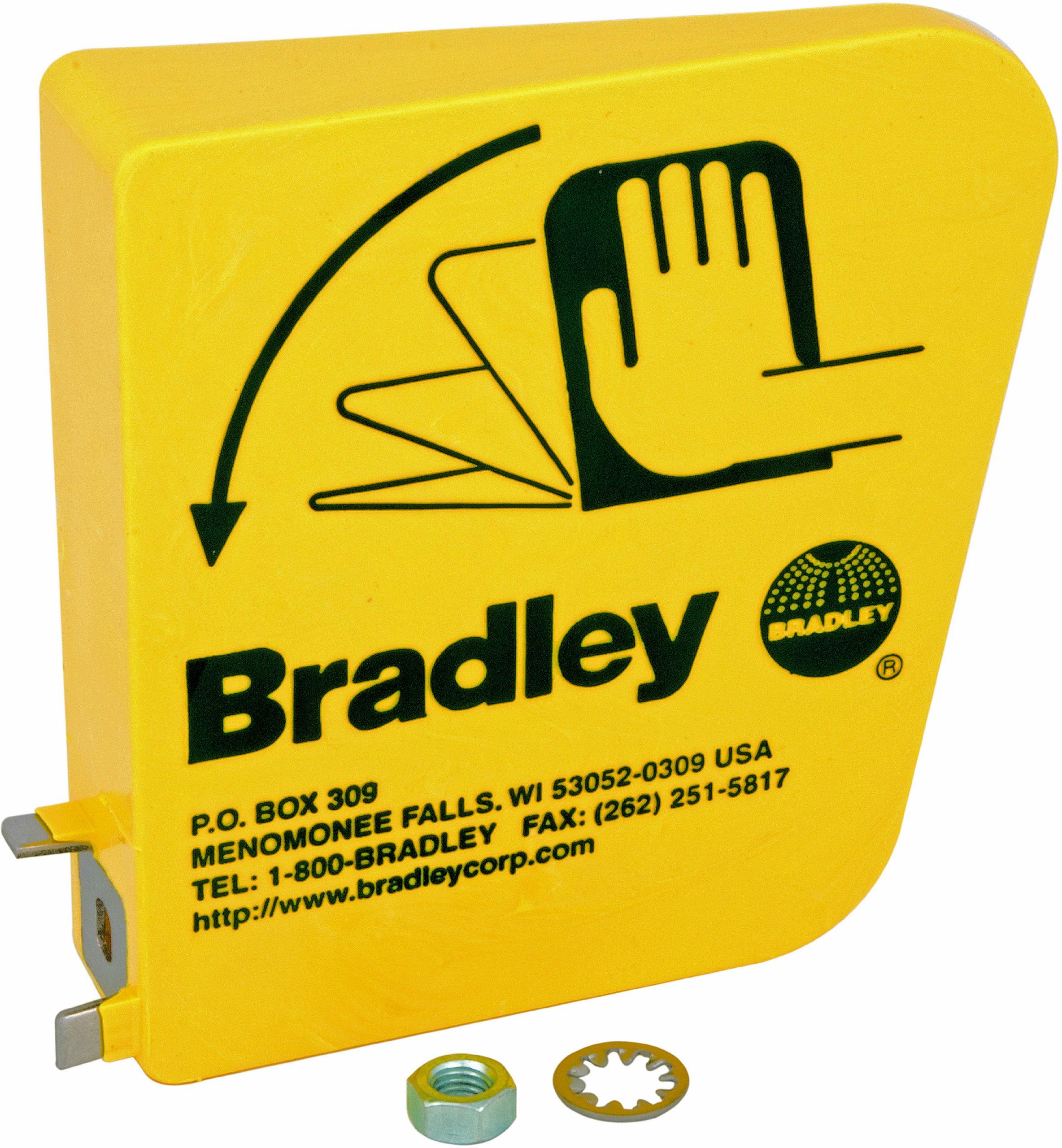 Bradley S45-123 Eyewash Plastic Handle by Bradley