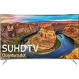 Samsung UN65KS8500 Curved 65-Inch 4K Ultra HD Smart LED TV (2016 Model)