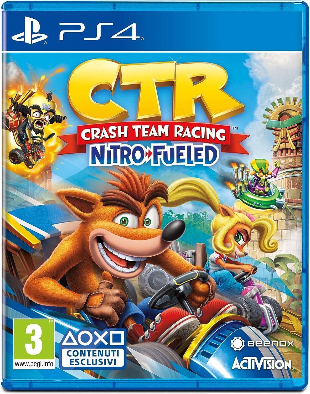 Crash Team Racing Nitro-Fueled: Amazon.es: Videojuegos