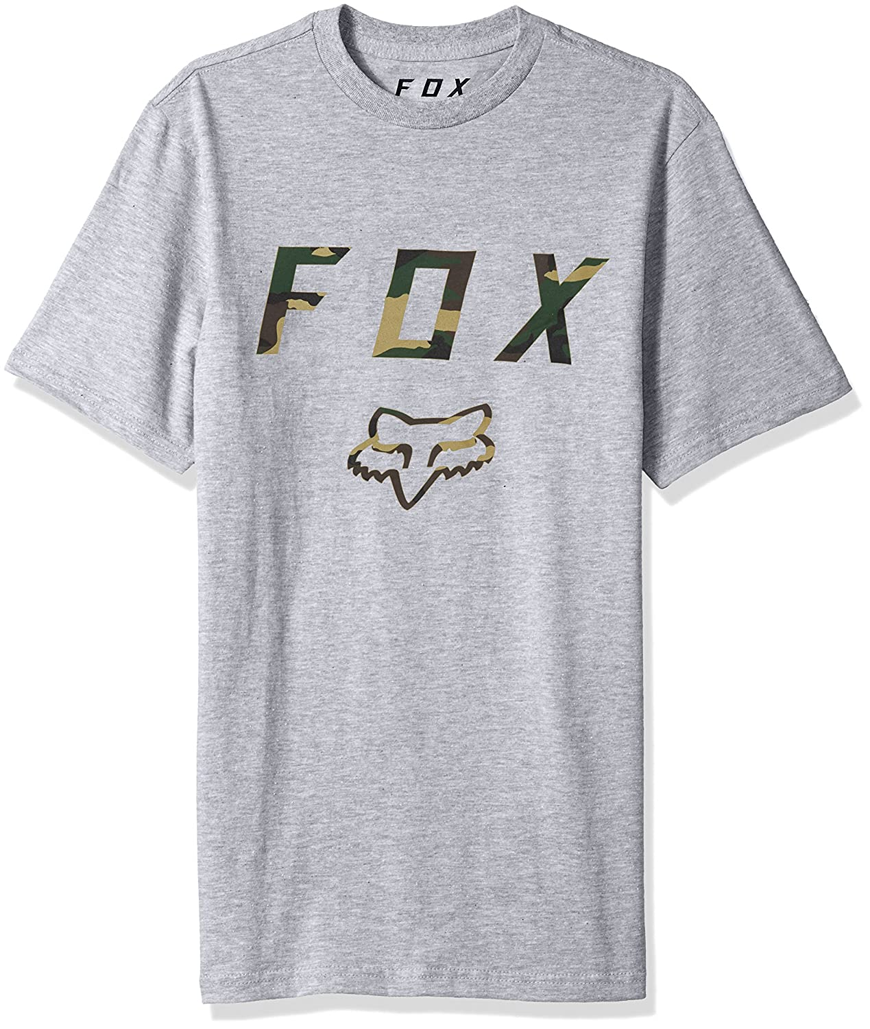Fox Men's cyanide Squad Short Sleeve Tee free shipping