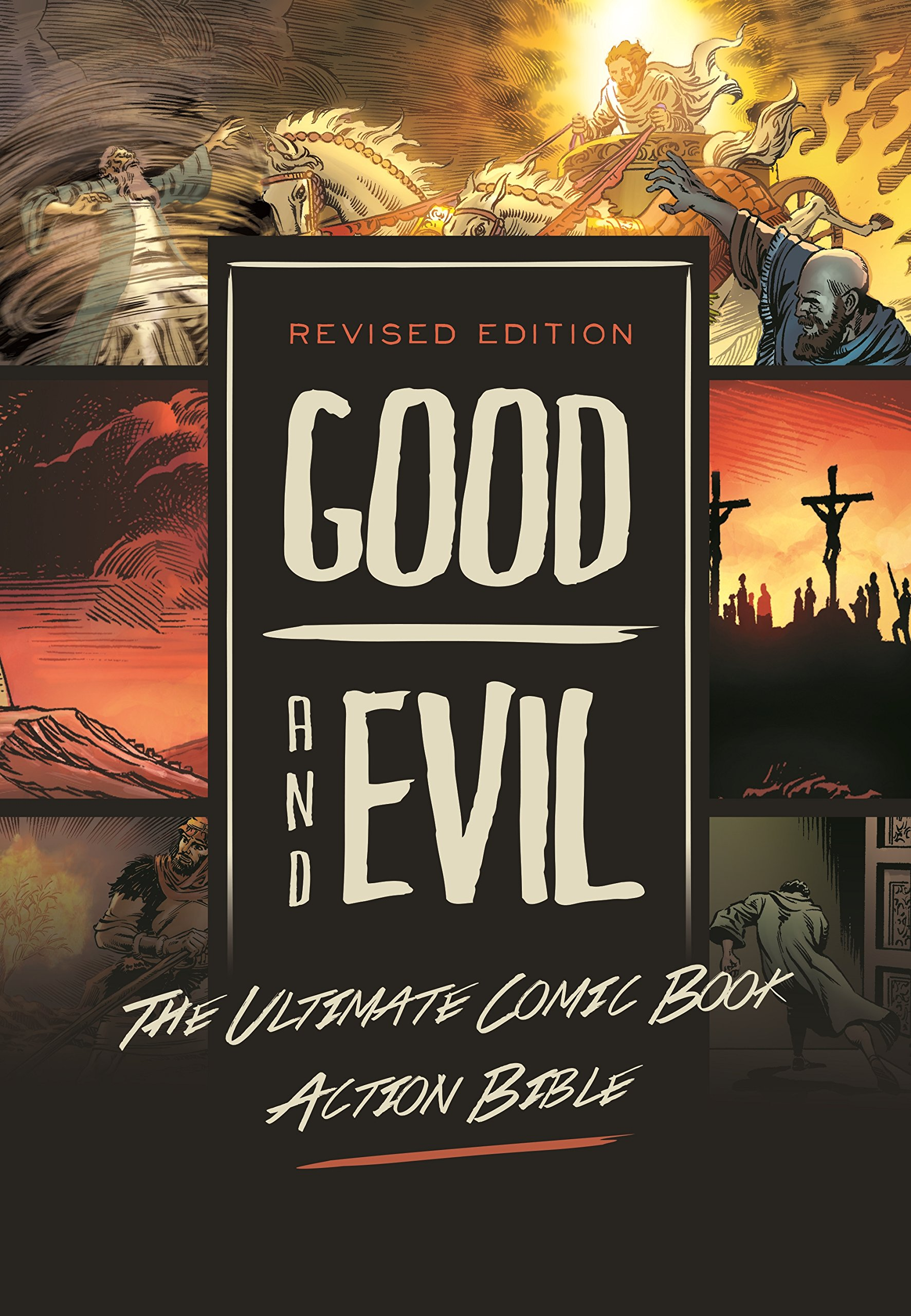 Read Online Good and Evil ebook