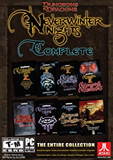 Amazon com: Neverwinter Nights 2 Platinum Edition - PC: Video Games