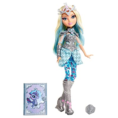 Ever After High Dragon Games Darling Charming Doll: Toys & Games