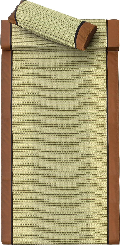 ORIENTAL Furniture Folding Soft Tatami Mattress, Single