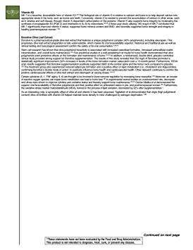 Amazon.com: OsteoStrength MK-7   60 pkt   Supports Bone Health & Strength*   microcrystalline hydroxyapatite (MCHC) - Ossopan 1100™, vitamin D3, vitamin K2, ...